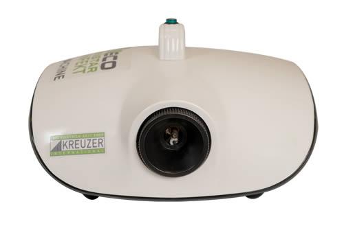 ECO GREENSTAR® DESINFEKT - FOG MACHINE - Frontansicht